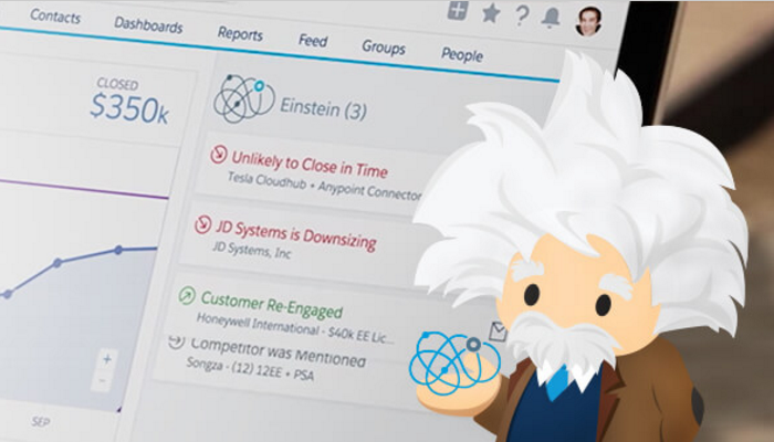 salesforce admin training Einstein