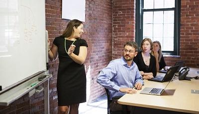 reduce salesforce training costs