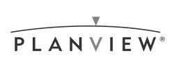 Planview logo b&w