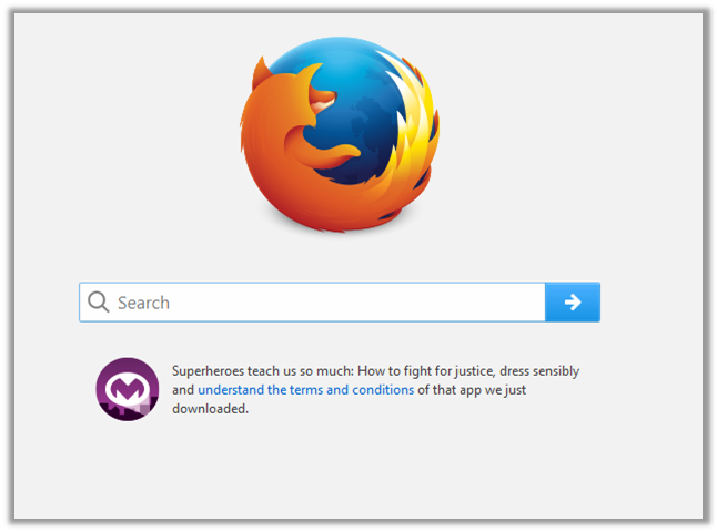 firefox microlearning example