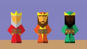 3 Kings - Iridize
