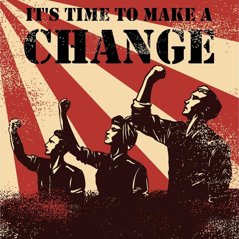revolution leaders | change management